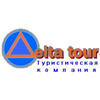 Логотип компании «Дельта тур»