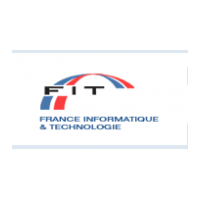 Логотип компании «France Informatique & Technologie (FIT)»