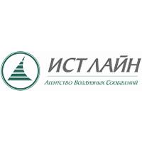 Логотип компании «ИСТ ЛАЙН»