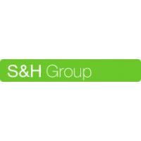Логотип компании «S&H Group»