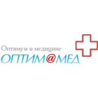 Логотип компании «Оптим@мед»