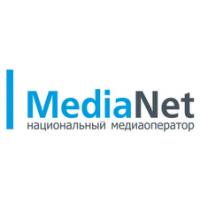 Логотип компании «MediaNet»