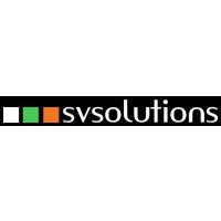 Логотип компании «SV Solutions»
