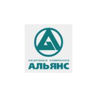 Логотип компании «НК Альянс»