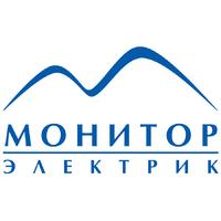 Логотип компании «Монитор Электрик»