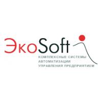 Логотип компании «Экософт»