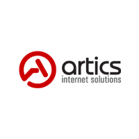 Логотип компании «Artics Internet Solutions»