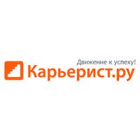 Логотип компании «Карьерист.рф»