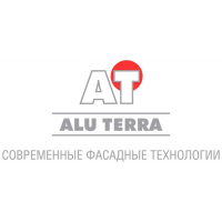 Логотип компании «АлюТерра»