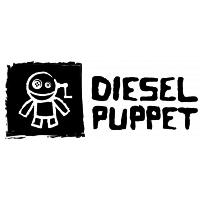 Логотип компании «Diesel Puppet»