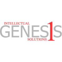 Логотип компании «Genes1s Intellectual Solutions»