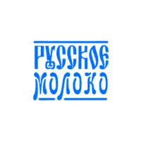 Логотип компании «Русское молоко»