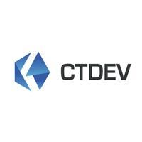 Логотип компании «CTDev»