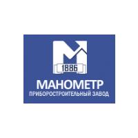Логотип компании «Манометр»