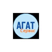 Логотип компании «АгатСервис»