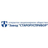 Логотип компании «Завод Старорусприбор»