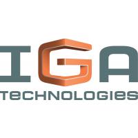 Логотип компании «IGA Technologies»