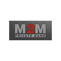 Логотип компании «М2М Прайвет банк»