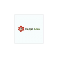 "Логотип компании «КБ ""НАДРА""»"