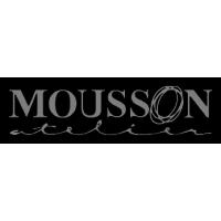 Логотип компании «Mousson Atelier»