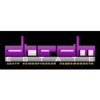 """Логотип компании «Центр коммерческой недвижимости """"DREAM estate""""»"""