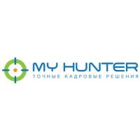 Логотип компании «My Hunter»