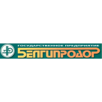 Логотип компании «Белгипродор»