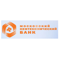 Логотип компании «Московский Нефтехимический Банк»