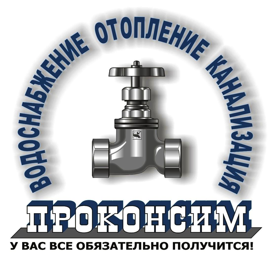 Логотип компании «Проконсим»