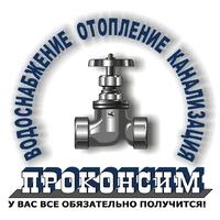 Логотип компании «ЗАО Проконсим»