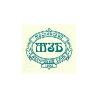 Логотип компании «Московский залоговый банк»