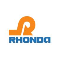Логотип компании «Rhonda»