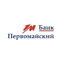 Логотип компании «Банк Первомайский»