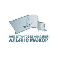 Логотип компании «Альянс Мажор»