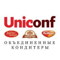 Логотип компании «Объединённые кондитеры»