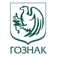 Логотип компании «АО «Гознак»»