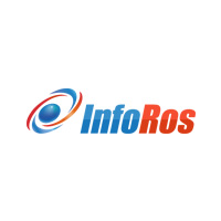 Логотип компании «Инфорос»