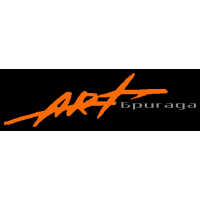 Логотип компании «ART-бригада»