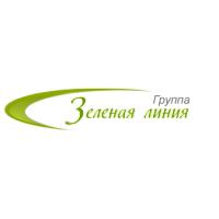 Логотип компании «Группа Зеленая линия»