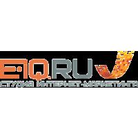 Логотип компании «Студия интернет маркетинга E-IQ»