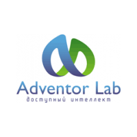 Логотип компании «Адвентор Лаб»