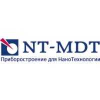 Логотип компании «НТ-МДТ»