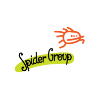 Логотип компании «Spider Group»