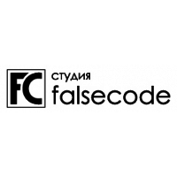 Логотип компании «Falsecode Studio»
