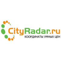 Логотип компании «СитиРадар»