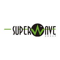 Логотип компании «SuperWave Group»
