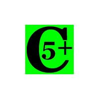 Логотип компании «Киржач-строительство на 5+»