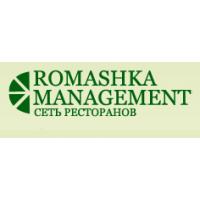 Логотип компании «Ромашка Менеджмент»