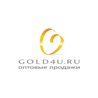 Логотип компании «GOLD4U.ru»