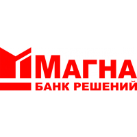 Логотип компании «Магна»